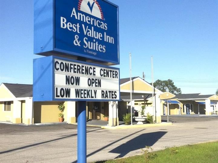 Americas Best Value Inn and Suites Enterprise