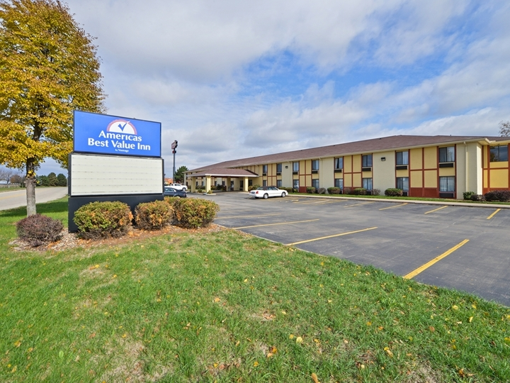Americas Best Value Inn Morton Peoria