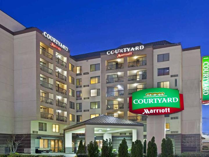 Courtyard Nashville Vanderbilt West End