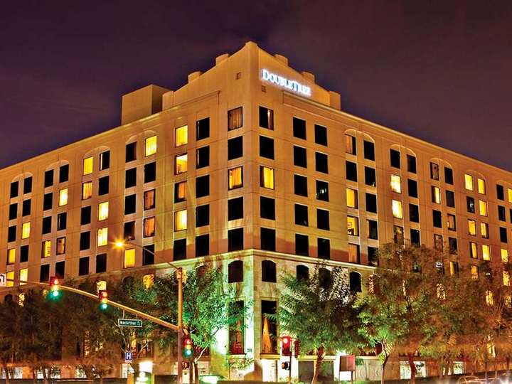 DoubleTree by Hilton Santa Ana   Orange County Airport