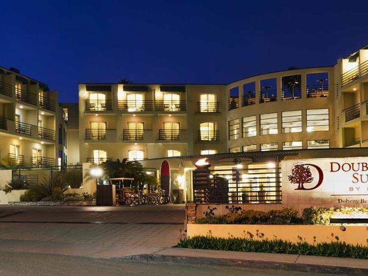 DoubleTree Suites by Hilton Doheny Beach   Dana Point