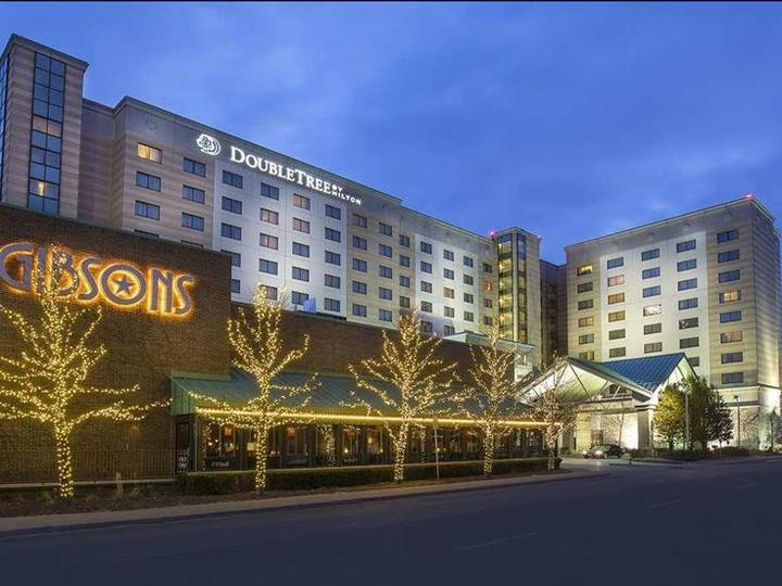 DoubleTree by Hilton Chicago O Hare Airport   Rosemont