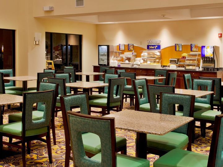 Holiday Inn Express And Suites Orlando International Airport