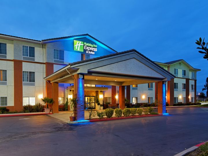 Holiday Inn Express And Suites San Francisco Fishermans Wharf