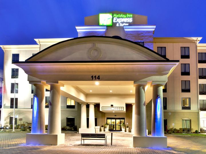 Holiday Inn Express And Suites Knoxville West Oak Ridge