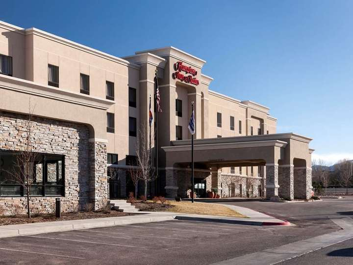Hampton Inn   Suites Colorado Springs I 25 South