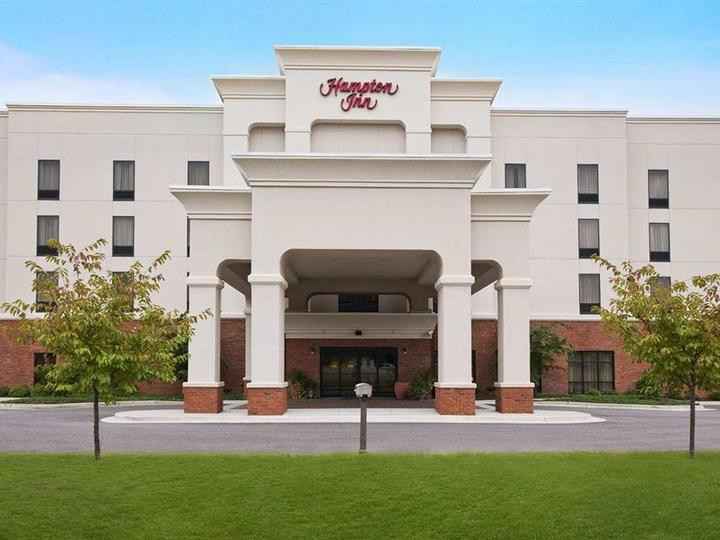 Hampton Inn Jacksonville Anniston Area AL
