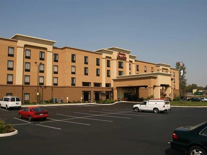 Hampton Inn   Suites Wilmington