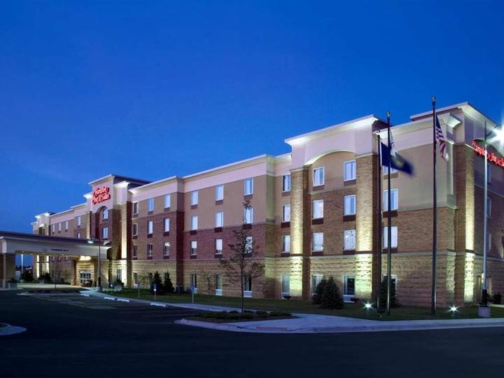 Hampton Inn   Suites Omaha Southwest La Vista