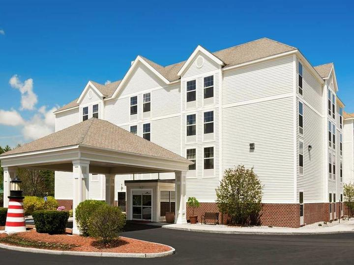 Hampton Inn Waterville ME