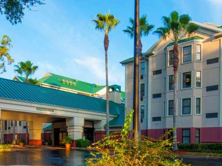 Hampton Inn   Suites Tampa North
