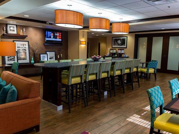 Hampton Inn Jacksonville I 295 East Baymeadows FL
