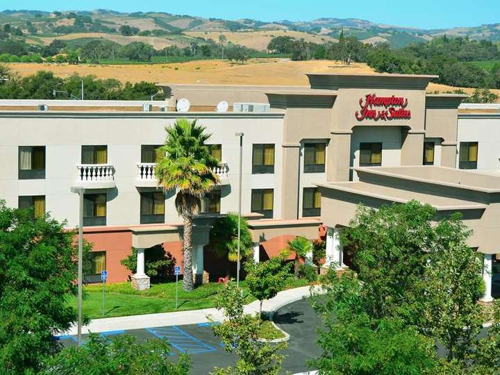 Hampton Inn   Suites   Paso Robles