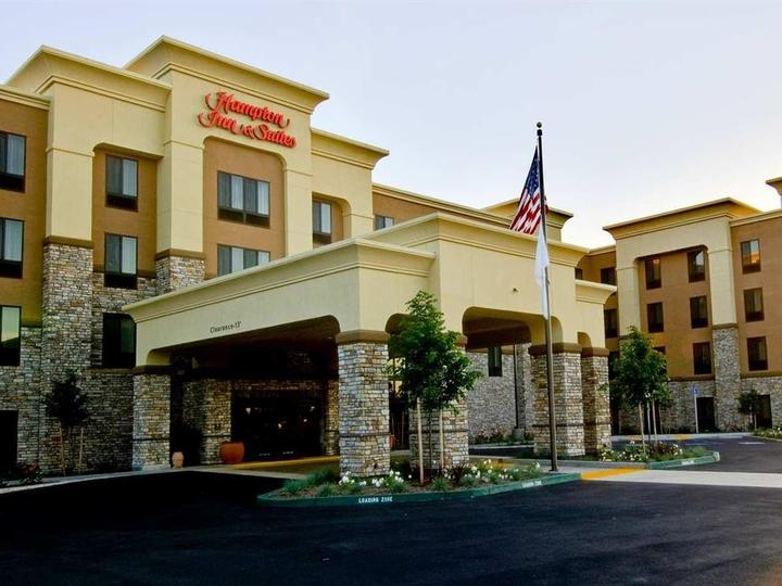 Hampton Inn   Suites West Sacramento