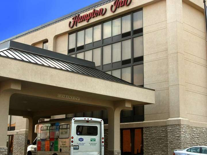Hampton Inn St Louis Airport