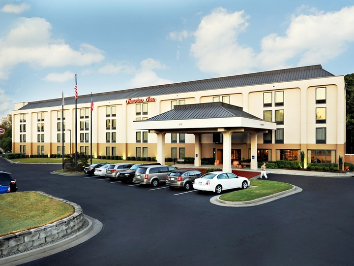 Hampton Inn Atlanta Cumberland Mall Cobb Galleria Area