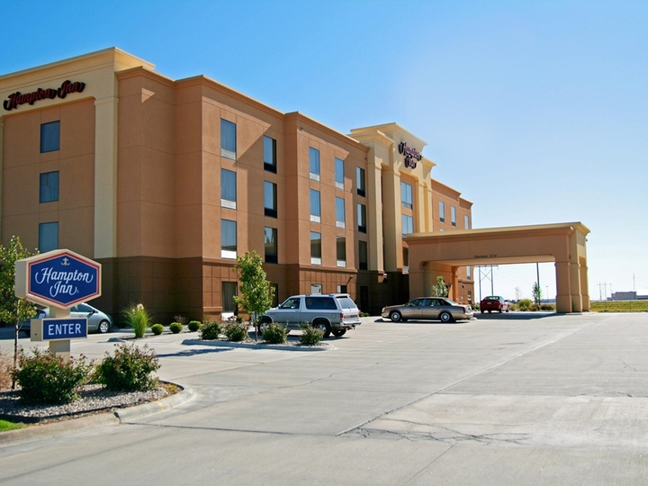 Hampton Inn Hays North of I 70 KS