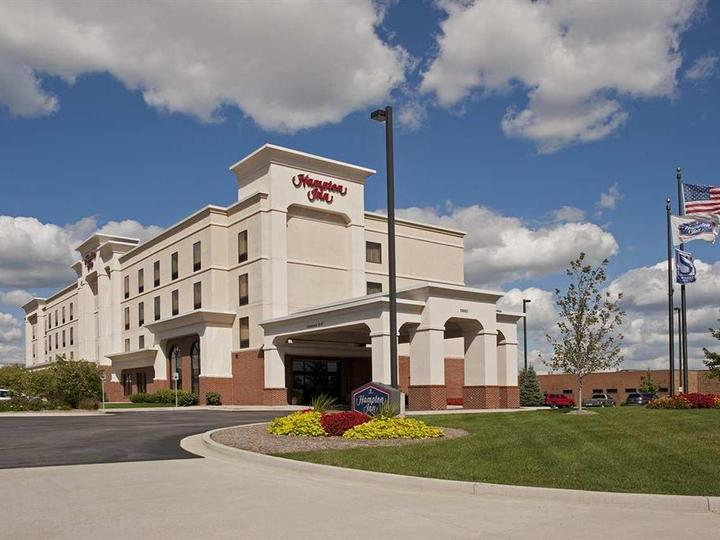 Hampton Inn Indianapolis Northwest   Park 100