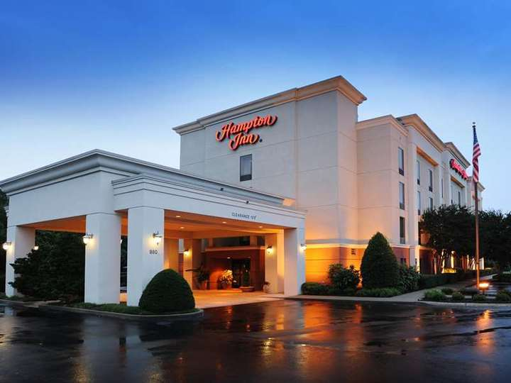 Hampton Inn Gallatin TN