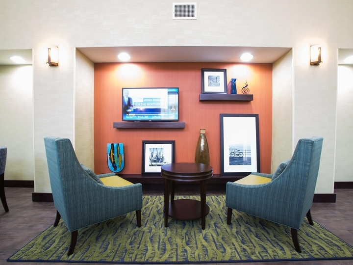 Hampton Inn   Suites Savannah   I 95 South   Gateway