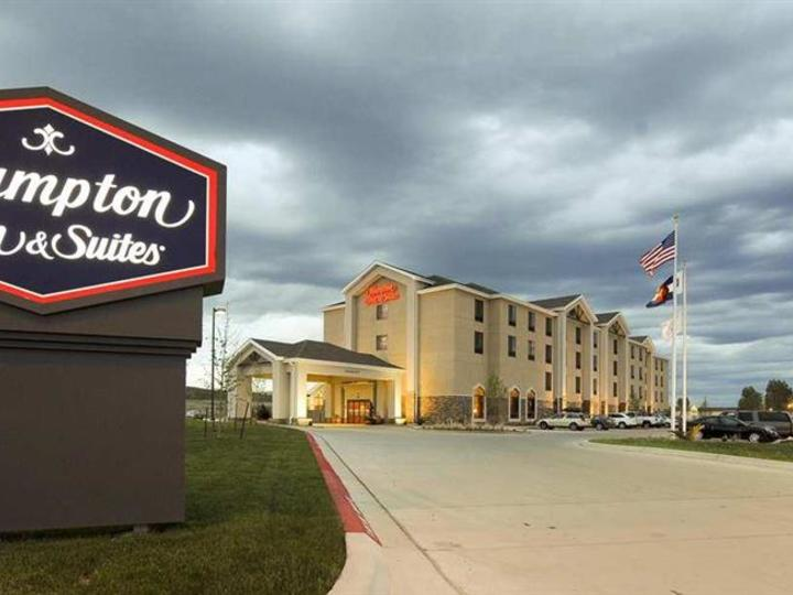 Hampton Inn   Suites Craig