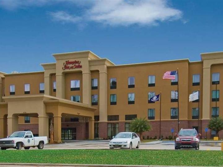 Hampton Inn   Suites Baton Rouge Port Allen