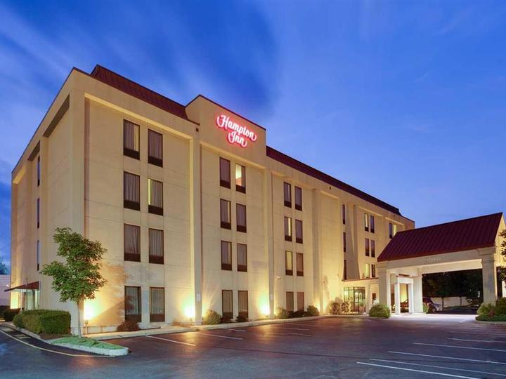 Hampton Inn Bordentown NJ