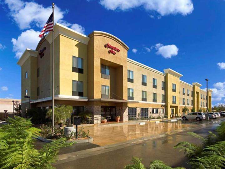 Hampton Inn Carlsbad North San Diego County