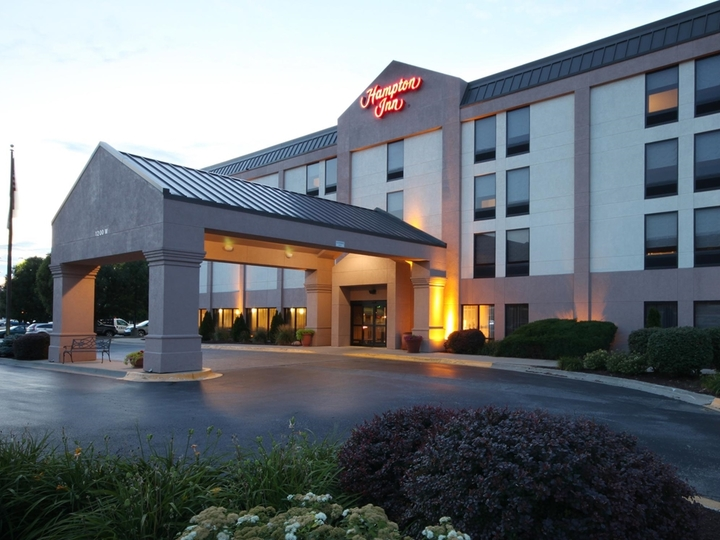 Hampton Inn Champaign Urbana At Univ of Ill