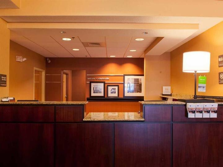Hampton Inn Louisville North Clarksville IN