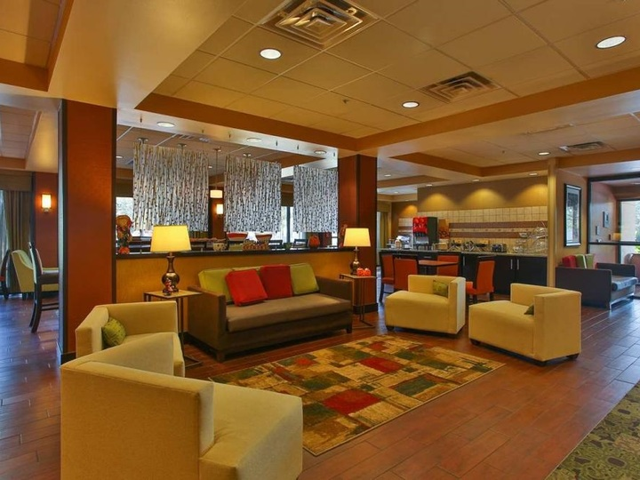 Hampton Inn San Antonio Northwoods