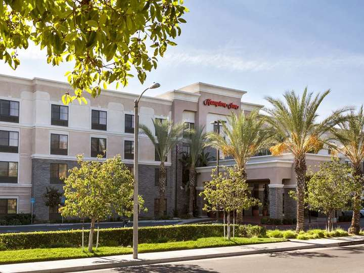 Hampton Inn Los Angeles Orange County Cypress