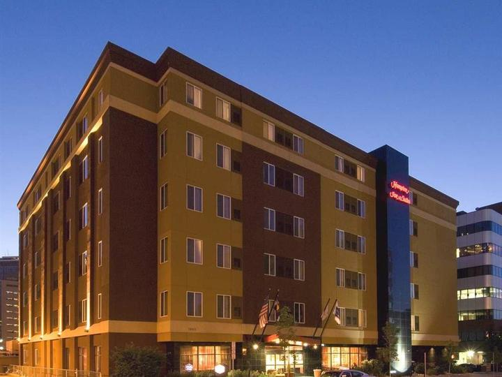 Hampton Inn Suites Denver Downtown