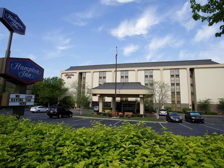 Hampton Inn I 75 Lexington Hamburg Area KY