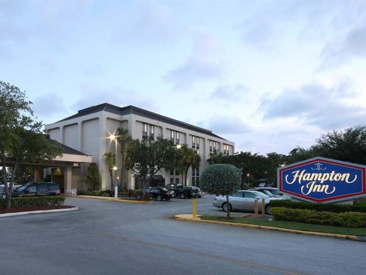 Hampton Inn Ft Lauderdale Cypress Creek