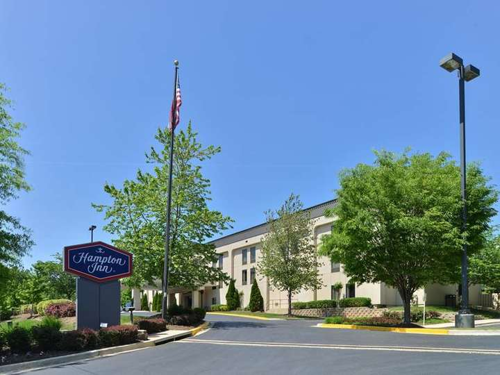Hampton Inn Laurel  Fort Meade Area  MD