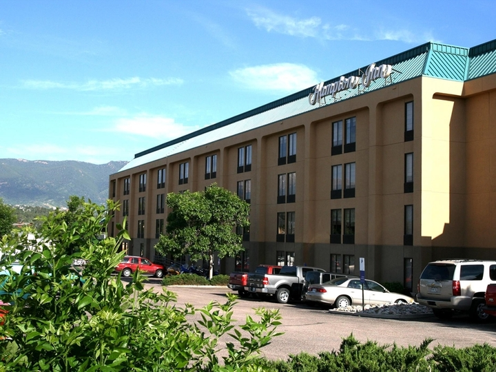 Hampton Inn Colorado Springs Central Air Force Academy
