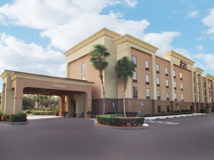 Hampton Inn   Suites Port St Lucie West FL