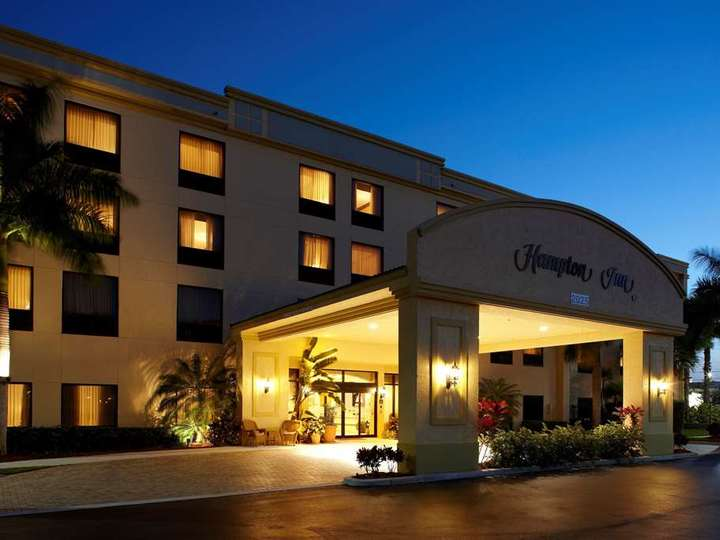 Hampton Inn West Palm Beach FL Turnpike