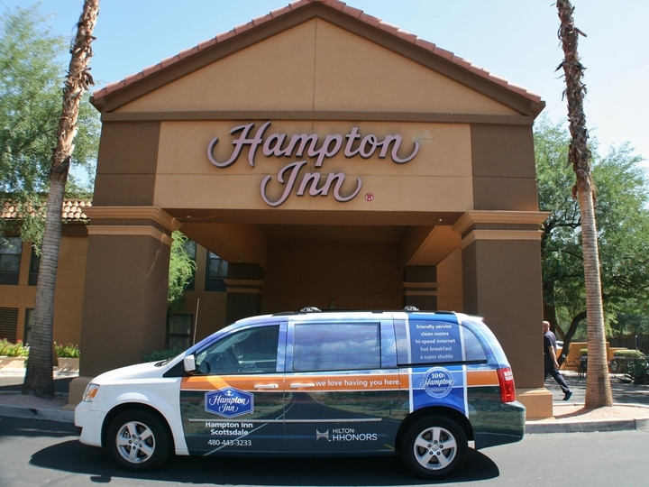 Hampton Inn Phoenix Scottsdale at Shea Blvd