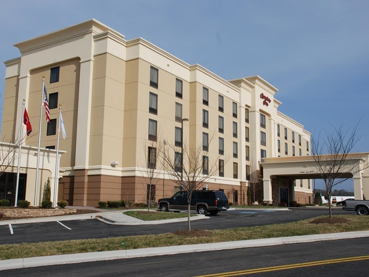 Hampton Inn Chattanooga North Ooltewah TN