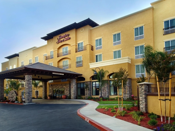 Hampton Inn   Suites Lodi