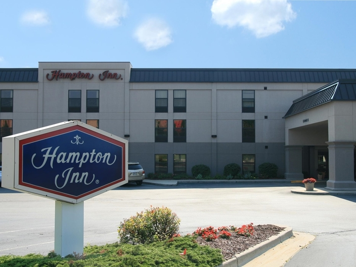 Hampton Inn Grand Rapids North