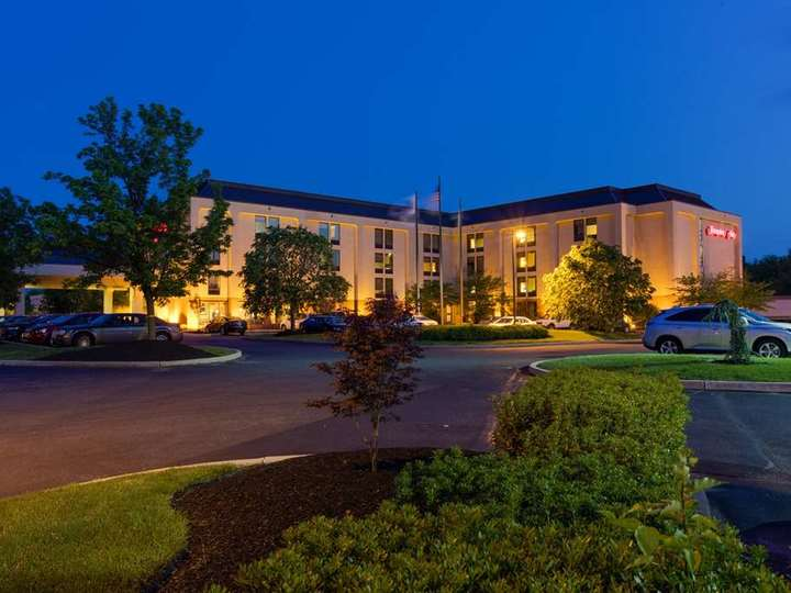 Hampton Inn Phila Cherry Hill Voorhees