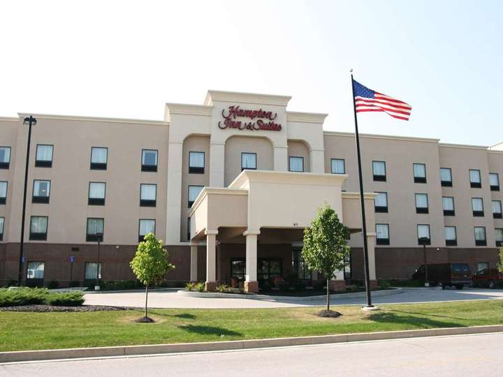 Hampton Inn   Suites Indianapolis Brownsburg IN
