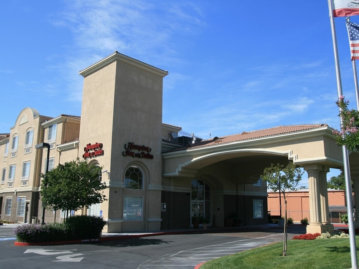 Hampton Inn   Suites San Jose CA