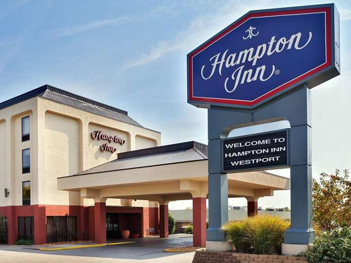 Hampton Inn St Louis   Westport