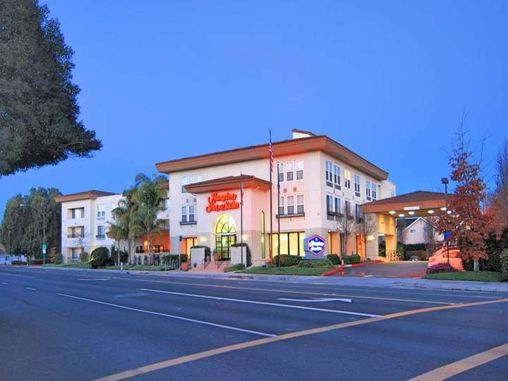 Hampton Inn   Suites Mountain View