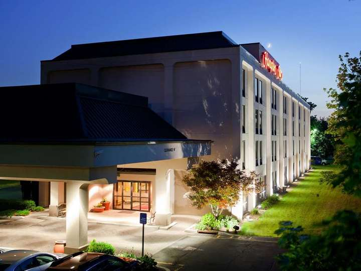 Hampton Inn Ridgefield Park Meadowlands