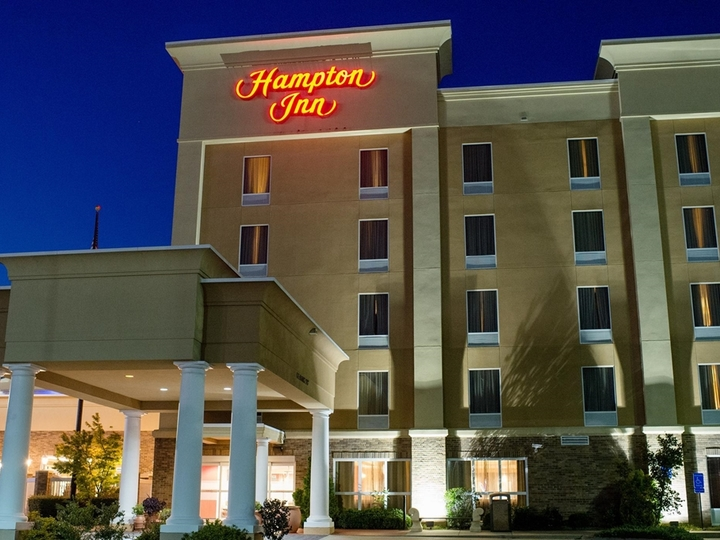 Hampton Inn Oxford West MS